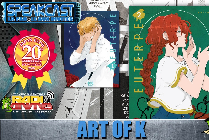 Speakcast - Art of K - Euterpe
